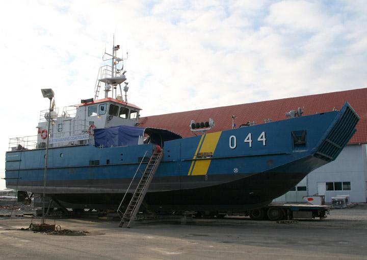 KBV044 Swedish Coastguard vessel