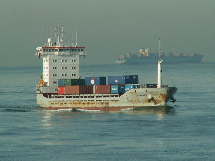 Cargo ship Patricia S (IMO 9113197)