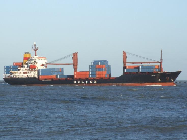 Cargo ship Sofia