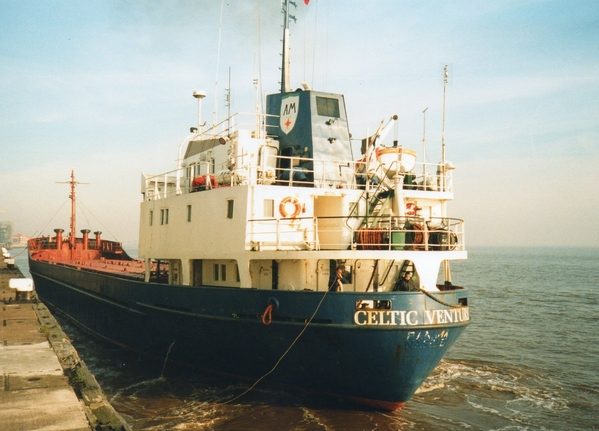 cargo ship CELTIC  VENTURE