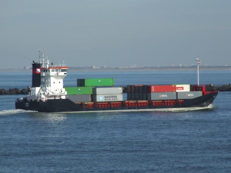 Cargo ship Virtsu (IMO 9103740)