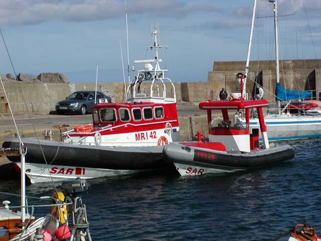 MRI Stonehaven boats