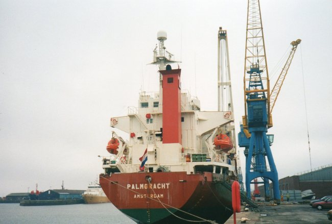 General cargo vessel PALMGRACHT